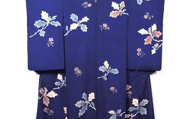 人間国宝・木村雨山の着物・帯・襦袢セットを含む計60点以上を買取
