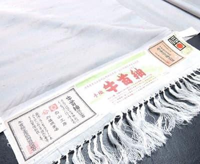 伝統工芸品 紬 小紋 訪問着