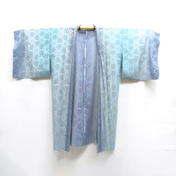 羽織 紋紗 夏物
