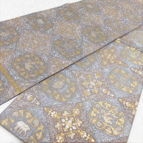 龍村晋の袋帯