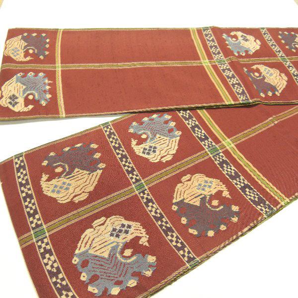 龍村平蔵の本袋帯