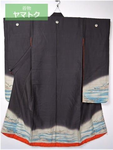 【着物買取実績】江戸時代や大正時代の打掛を買取