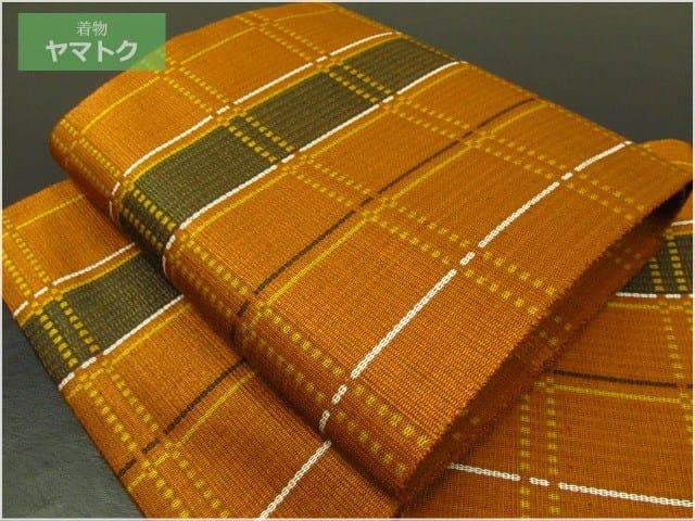 【着物買取実績】名古屋市のお客様から黄八丈やネコ柄などの着物を買取!