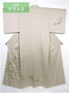 京繍作家の着物