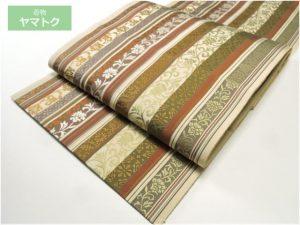 伝統工芸士の博多織