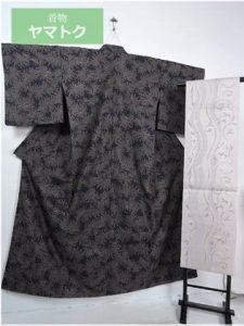 袋帯セットの袷着物