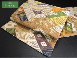 いづくら謹製の唐織袋帯
