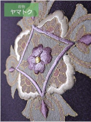 貝紫の文様