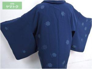 江戸小紋柄の長羽織