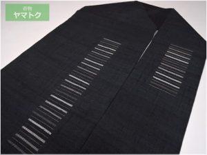 信州紬の名古屋帯