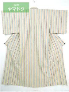 木綿の単衣着物