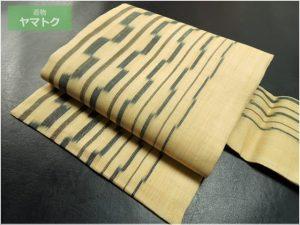 喜如嘉芭蕉布の名古屋帯
