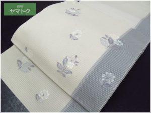橋本テル織物の名古屋帯