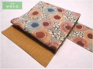 植物繊維の名古屋帯