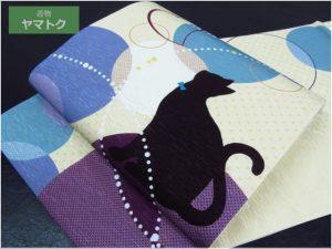 黒猫とハート
