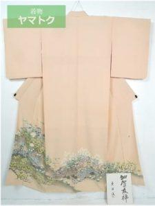 魚津誠の色留袖