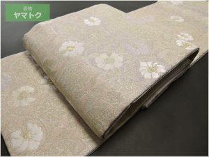 弥栄織物の金華山袋帯
