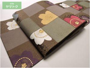 高島織物の袋帯