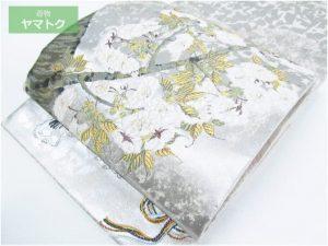 浅山織物の袋帯