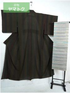 前田仁仙の袋帯セット単衣小紋