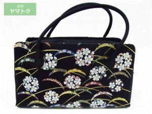 桜の利休バッグ
