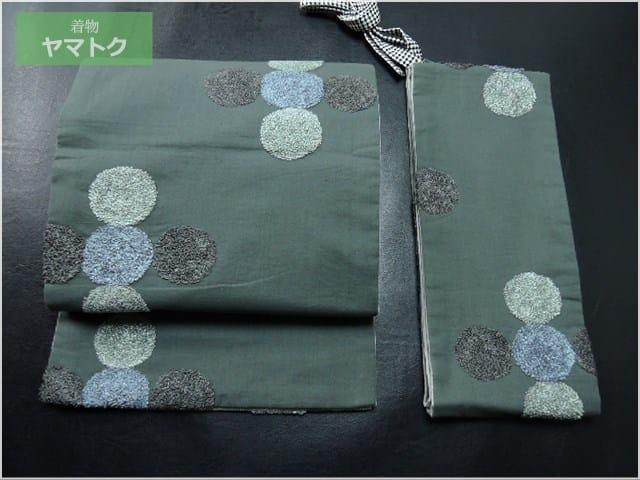 フレンチナット刺繍