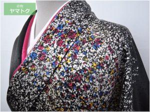 京都の染色家の着物
