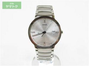 ラドーセントリックスクォーツ腕時計