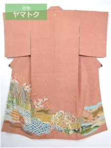 熊谷好博子の留袖