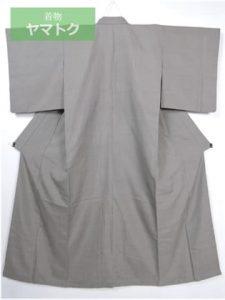 上田紬の着物