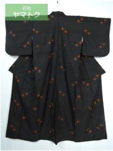 久米島紬のきもの