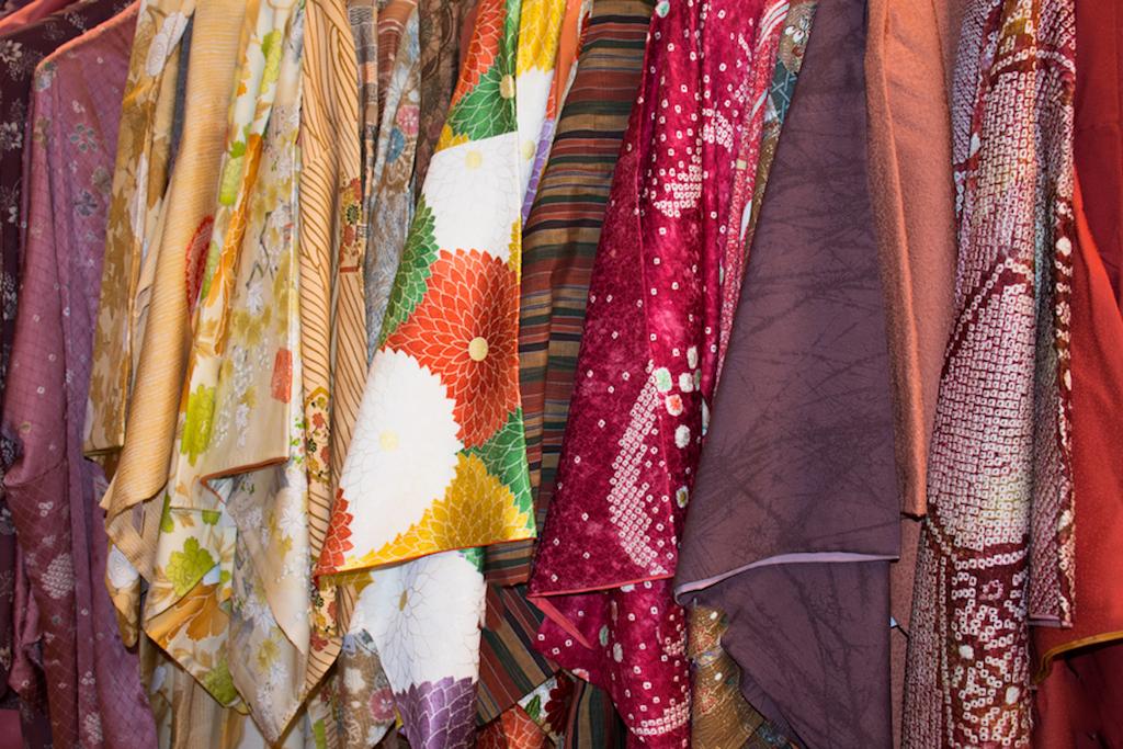 リサイクルショップでは着物を買取してもらえない?