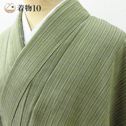 【査定金額15,000円】奥順謹製・縮織の本場結城紬を買取いたしました